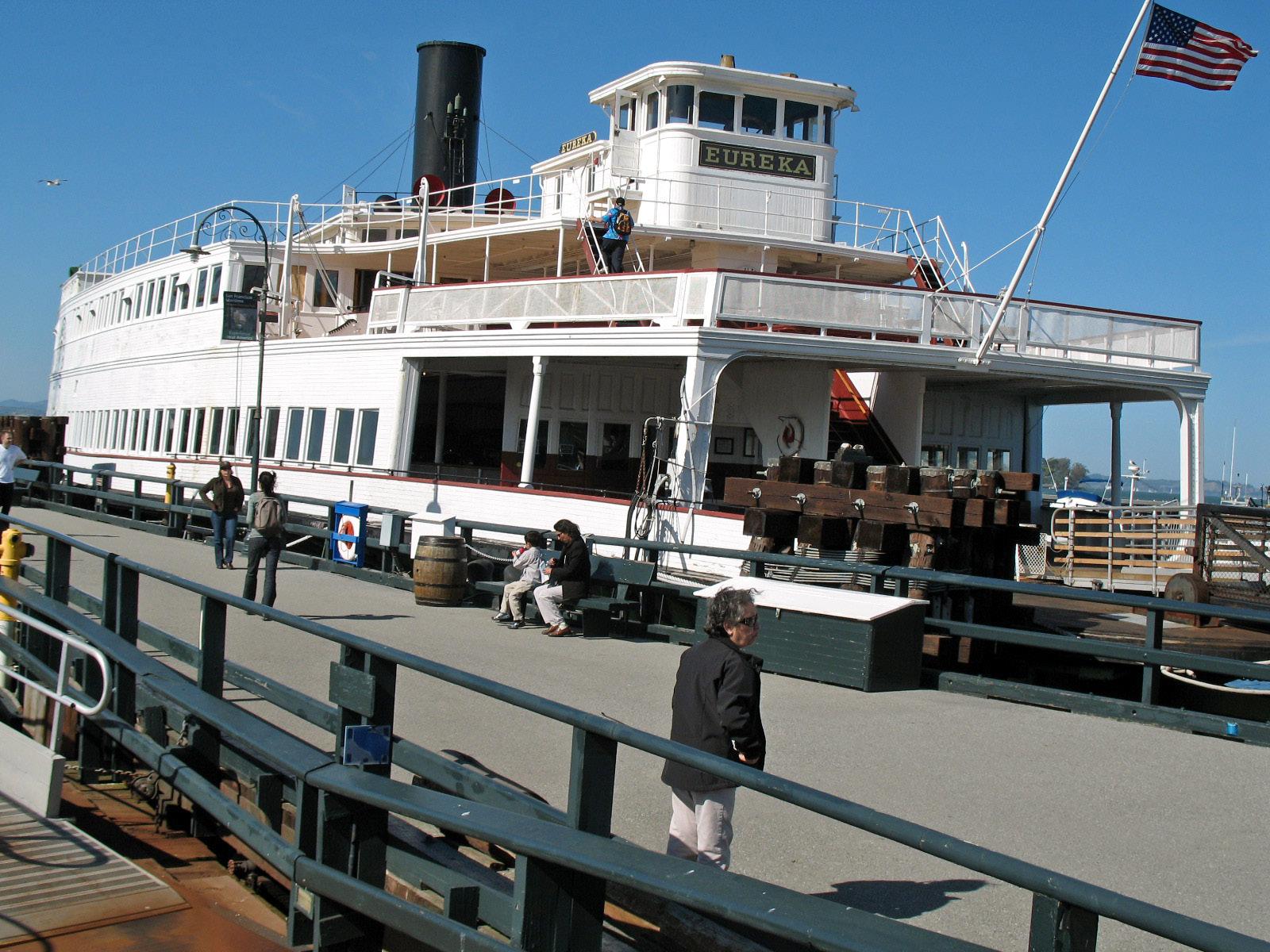 Esl Listening Quot The San Francisco Maritime National