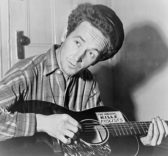 "woody guthrie Woody guthrie, in writings uncovered by a scholar working on a book, railed against donald j trump's father, fred, or ""old man trump,"" who was his landlord."
