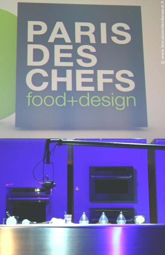 Paris des chefs 2011 villepinte journ e 1 en photos et for Recherche chef de cuisine paris