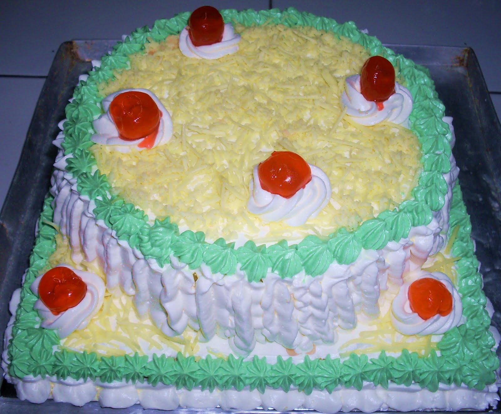 Mama Rezka Cakes & Cookies: Mei 2010