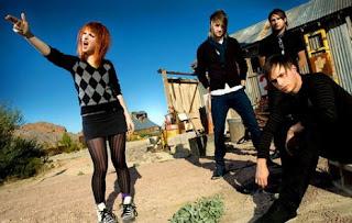 Paramore Albums:My Hero Paramore