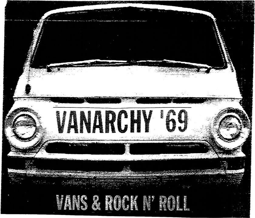 Vanarchy '69