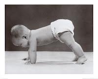 Baby push-ups