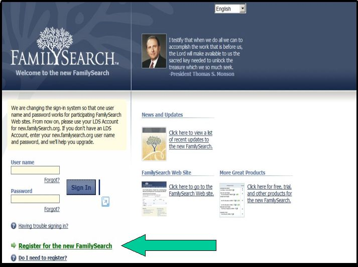 How to Use FamilySearch (LDS Genealogy): 8 Steps