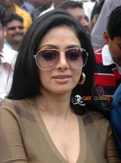 Old actress Sri Devi latest Photos2
