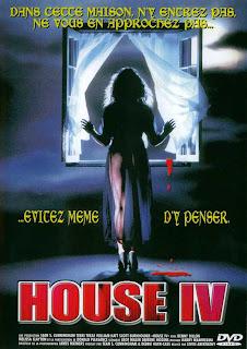 -Imagenes raras e inconseguibles del cine de terror- - Página 2 House+4+French+DVD+Poster