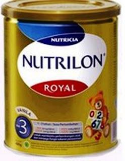 Susu Nutrilon