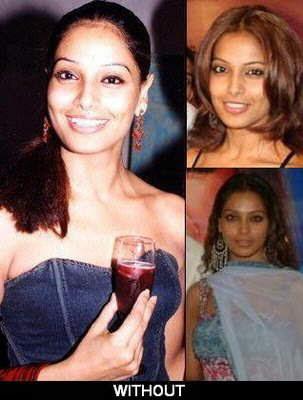 Bipasha without makeup