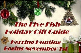 thefivefish.com, Karie Herring, holidays, Christmas, gifts, giving