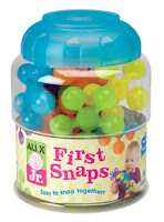 First+Snaps+Alex+Toys Gifts for Kids: Alex Toys First Pops First Snaps