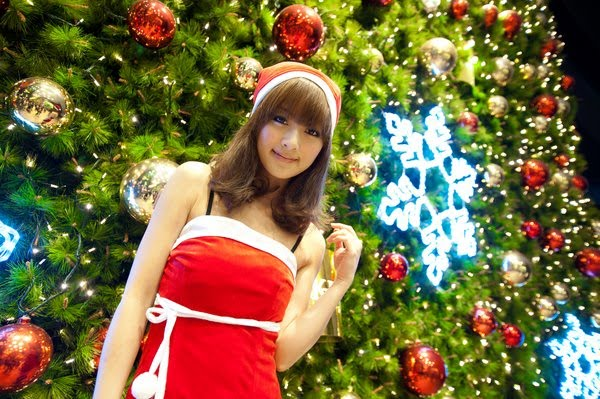 TW Beauty Girl 果子 Christmas Eve 聖誕前夕