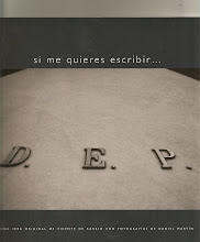 SI ME QUIERES ESCRIBIR