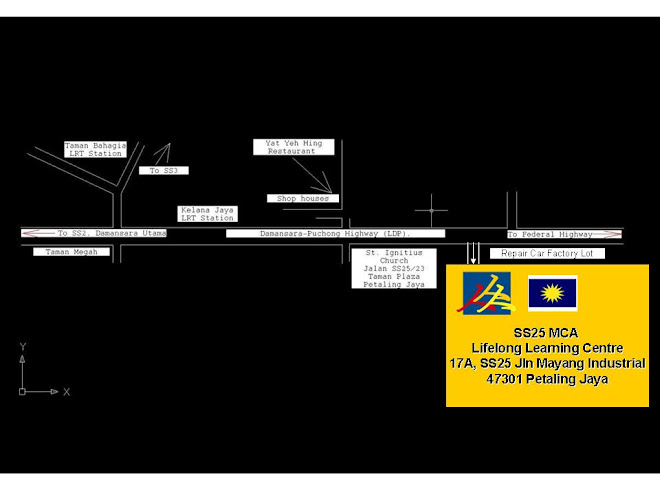 SS25 MCA Location Map