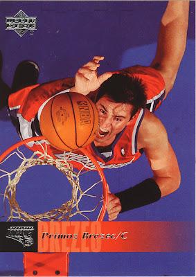 2006-07+UD+Basketball+%2319+Primoz+Breze