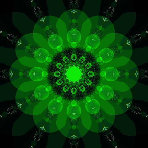 Mente herm tica verde sanacion verdad concentracion - Colores para la concentracion ...