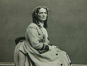 Isabella Hooker, 1822-1907