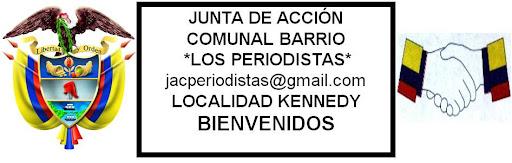 Junta de Acciòn Comunal Barrio Los  Periodistas