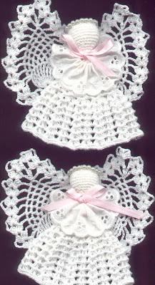 NAVIDAD EN ABUELA CATA: adornos tejidos al crochet | Facebook