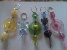 porta-chaves acrilicos