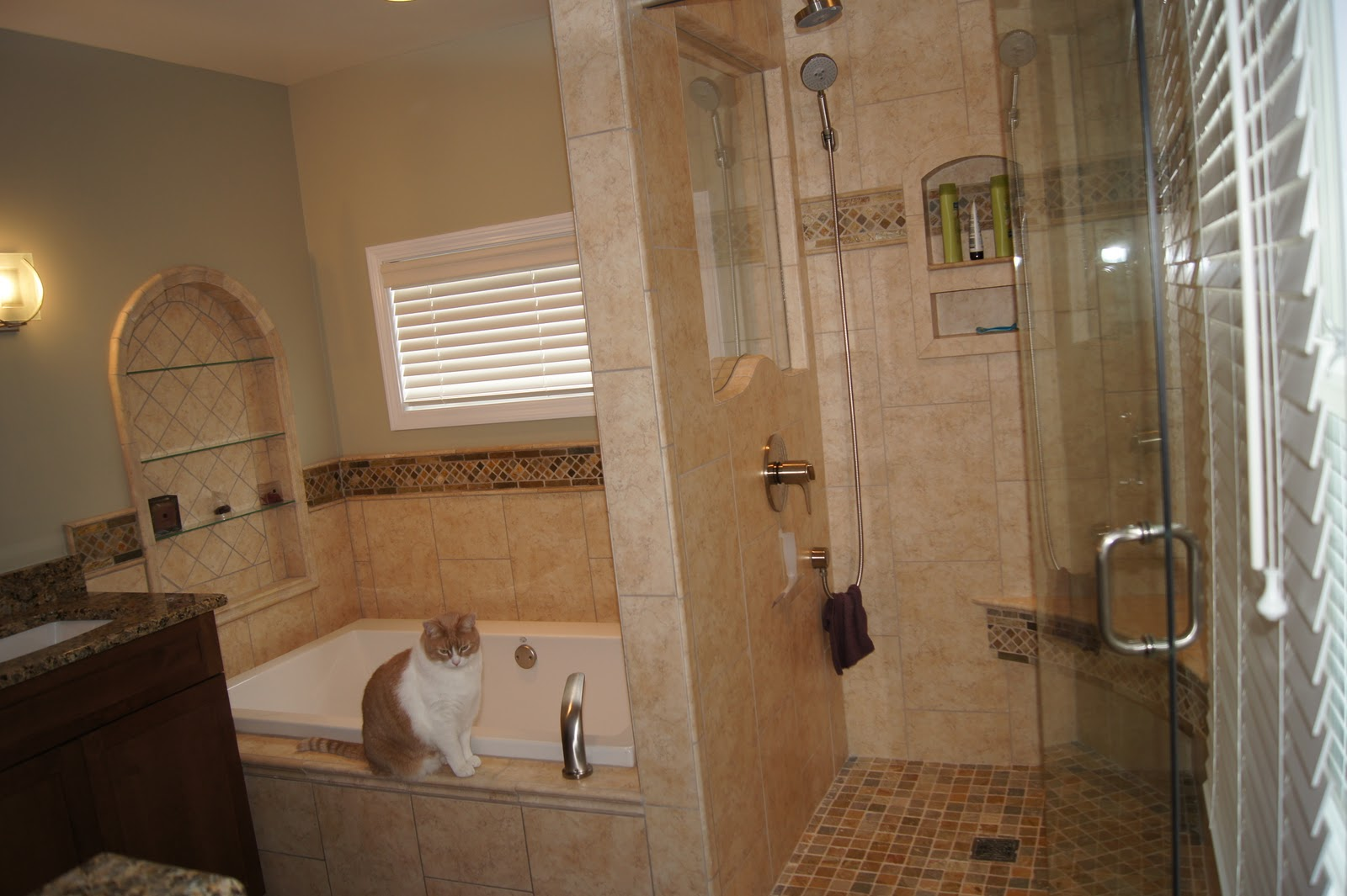 Honest and truly the great bathroom remodel for Renovate my bathroom