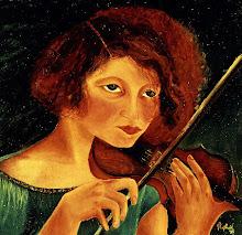 Autoportrait au violon