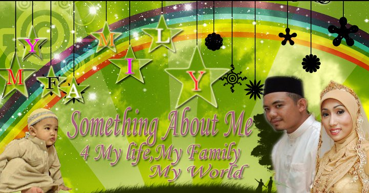 @>--- Something About Me | Family | Live | Journey ---<@