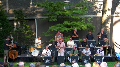 Toledo Jazz Orchestra: Jazz in the Garden