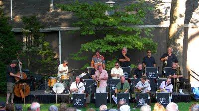 Toledo Jazz Orchestra: Jazz in the Garden