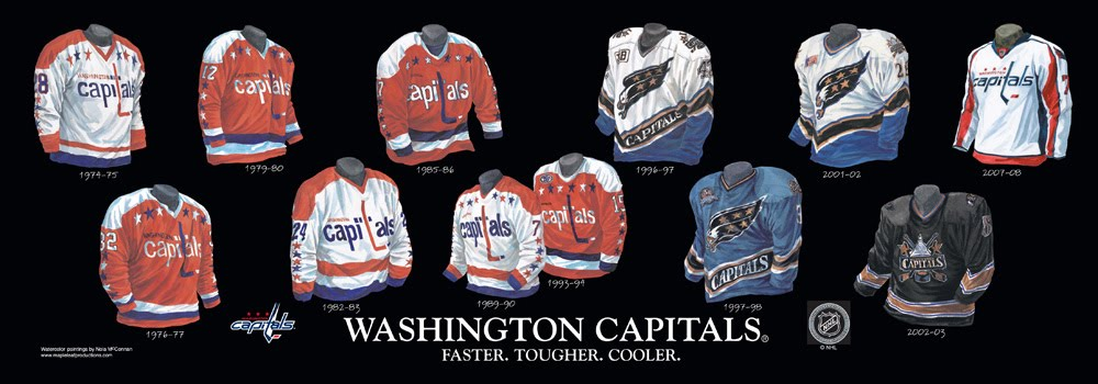 ac816fb7b LOOK  Capitals to begin wearing new third jersey