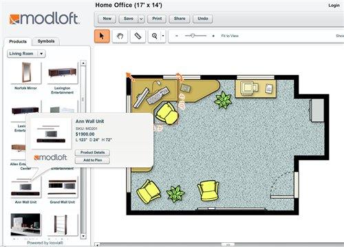Crear planos de casas de forma online bloggin red - Como disenar planos de casas ...