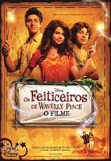 Download   Feiticeiros de Waverly Place   O Filme (Wizards of Waverly Place   The Movie) 2009   Dublado FeitiçoNet