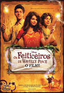 Download Feiticeiros de Waverly Place O Filme (Wizards of Waverly Place The Movie) 2009 Dublado FeitiçoNet