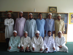 BARISAN USTAZ-USTAZ &amp;KAKITANGAN MTUQ