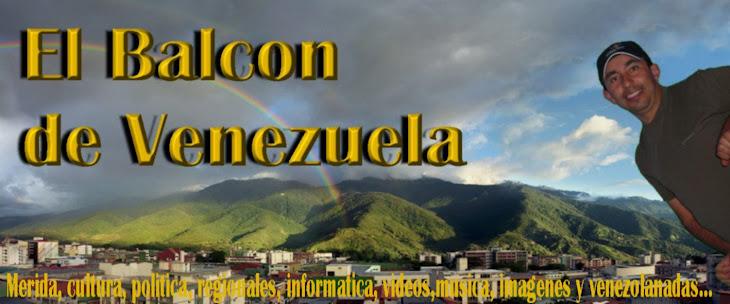 EL BALCON DE VENEZUELA (Mérida)