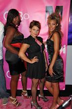 ink...girls at NY Fashion Week