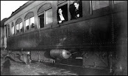 Pasajeros del Tren decada del 30