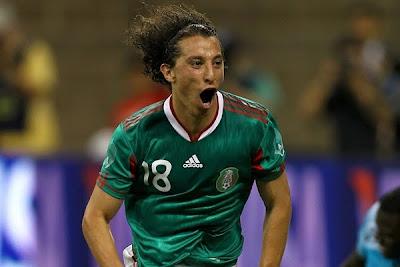 Mexico vencio a Angola en amistoso rumbo a Sudafrica