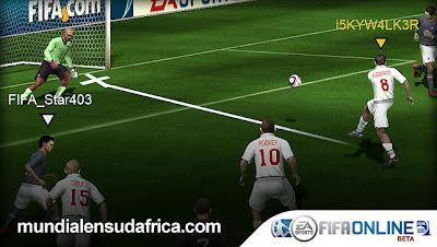 Jugar a FIFA WORLDCUP EA 2010 GRATIS online