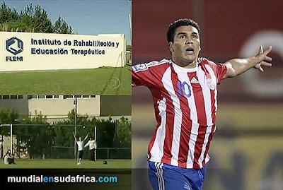 Salvador Cabañas, y su gol de la recuperación