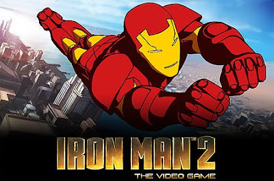 Juego IRON MAN 2 OFFICIAL online - OFFICIAL IRON MAN 2 ONLINE GAME