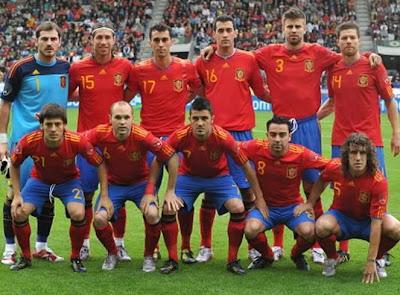 Fotos España 3 Arabia 2: Villa, Xabi y Llorente lograron la victoria para la Furia