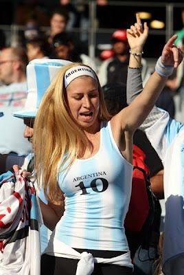 Galería de Fotos Alemania 4 Argentina 0: la Mannschaft hizo pedazos los sueños de la Albiceleste