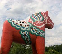 DALAHAST/DALARNA  HORSE