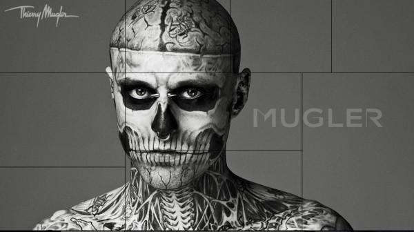 American Horror Story Skull Face