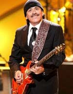 carlos santana married cindy blackman