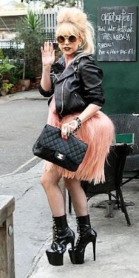 rok wig lady gaga