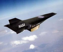 Pesawat 5 kali kecepatan suara