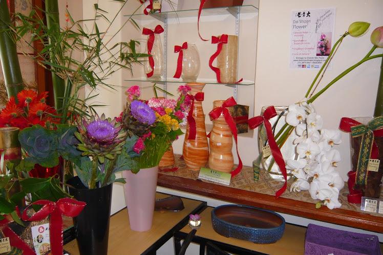 NATAL  NA DAI SHIZEN FLOWER  FLORES E IKEBANAS EXCLUSIVAS