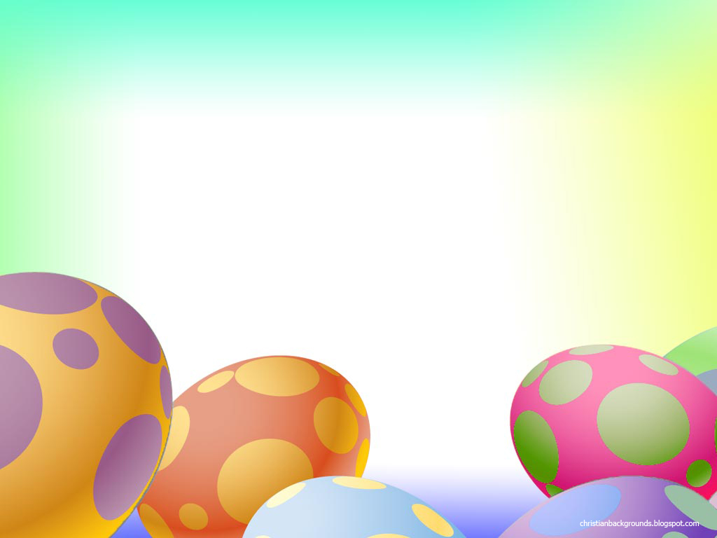 Christian PowerPoint Backgrounds: Easter Powerpoint