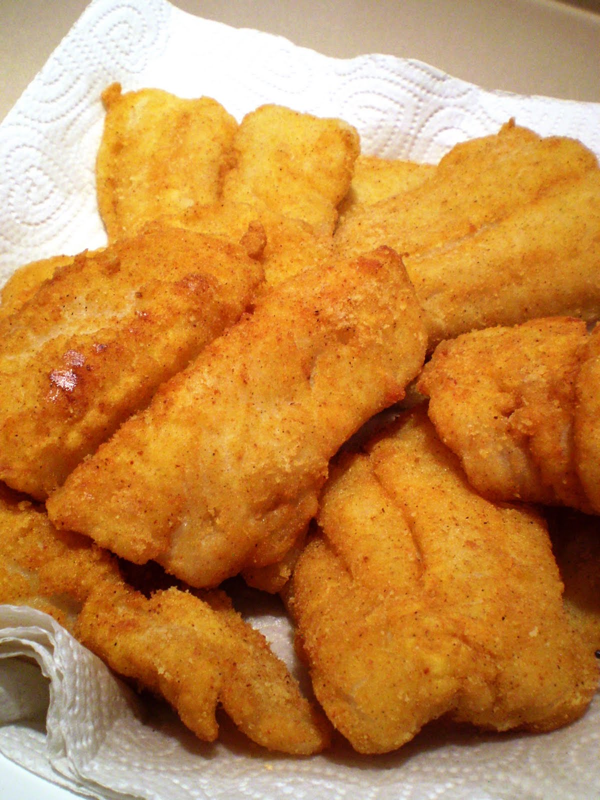 Fried Catfish Month!!!!